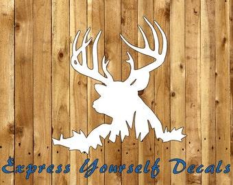 Buck Deer Vinyl Decal