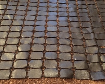 Beacon Hill leather fabric