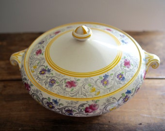 China Tureen - Lidded Serving Dish