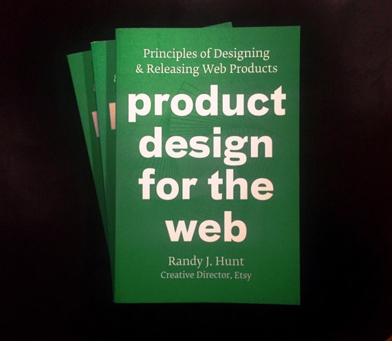 Product Design for the Web book