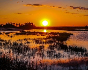 sunset Prints, Beach Prints, Fine Art Prints, Photography