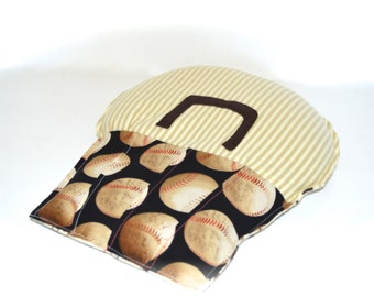 Stud Muffin Baseball Heating Pad Aromatherapy Flax Microwavable handle bar mustache Heat Pack