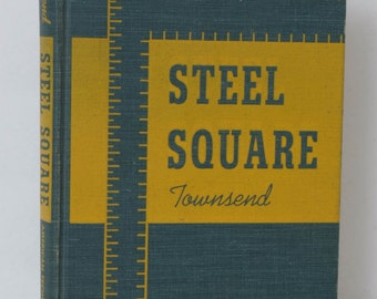 Steel Square 1955 construction American Technical Society