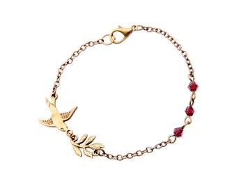 Bracelet swallow