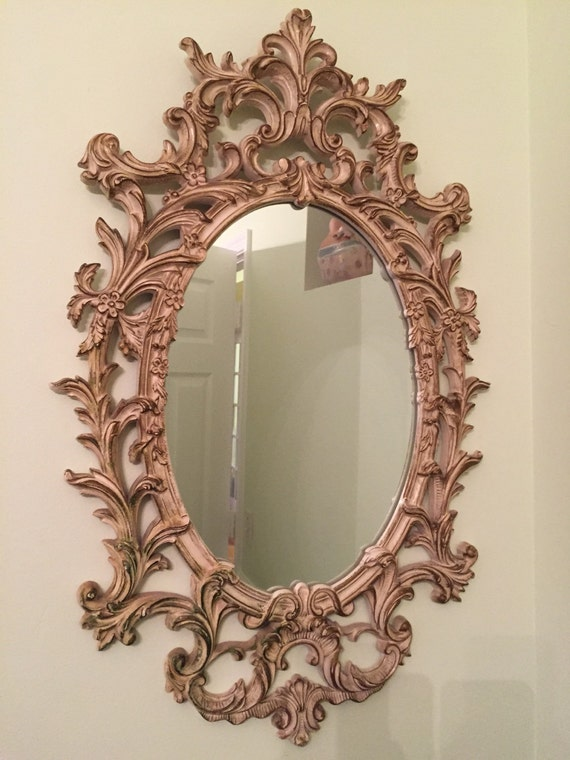 Simply Shabby Chic Mirror White Mirror Large White Mirror