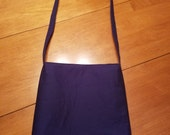 Navy Blue Cross Body Bag