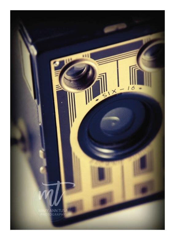 Antique Box Camera Fine Art Photo