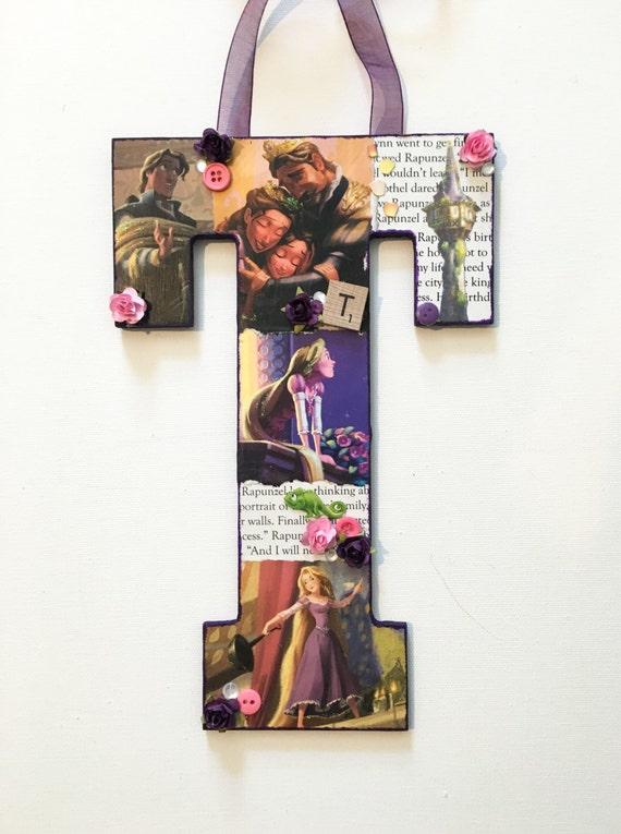 Letter T Any Theme Disney wooden letter decor