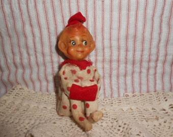 Vintage Knee Hugger Pixie Elf