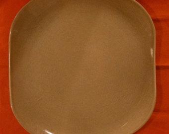 Russel Wright Gray Platter