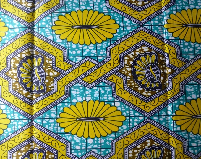 African Cloth Cotton Fabric For Dressmaking and Craft Making/Ankara Print Sold By The Yard152201158041
