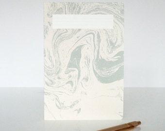 """1 """"Marbre"""" notebook - 1 carnet """"Marbre"""""""