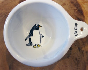 Penguin Measuring Cups