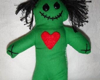 Green Poppet