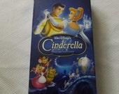 New Walt Disney Cinderella Special Edition VHS Video Tape