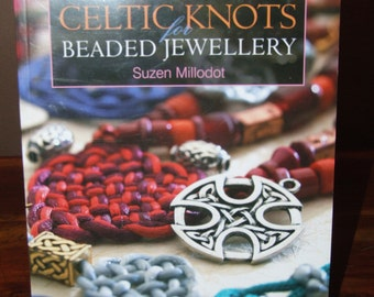 Celtic Knots for Beaded Jewellery by Suzen Millodot