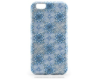 iPhone 7 Case Portuguese Tile iPhone 7 Plus Case iPhone 6s Case iPhone SE iPhone 6 Case iPhone 5S Case Galaxy S7 Case Galaxy S6 Case F15