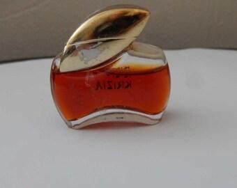 Vintage 1990s Krizia Krazy Perfume Mini .20 oz.