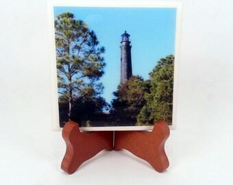 Florida Lighthouse Handmade Photo Coaster FI0234