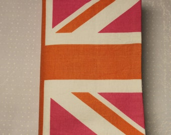 Book cover: United Kingdom's flag