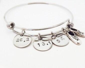 Bangle Bracelet Running Jewelry