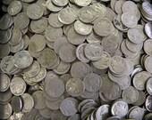 15 NO Date Indian Head Buffalo Nickels Coins Lot-SKU: USM-BnWoD1