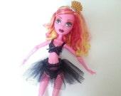 "MH Doll Petticoat in Black 17"" in Doll Underwear"