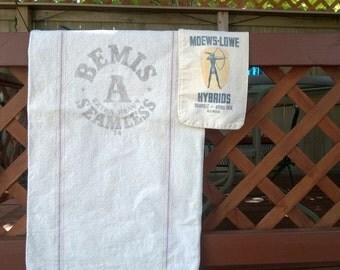 Authentic Bemis & Moews-Lowe Seed Bags - 1 Each