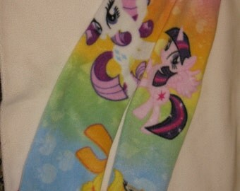 My Little Pony Fleece Scarf (A)