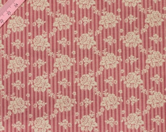 Tilda Emily Pink Fabric of Tilda's Spring Diaries Collection - Large Fat Quarter