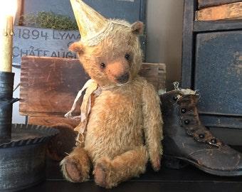 HARRISON ooak Mohair   Artist Bear