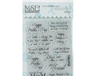 My Sentiments Exactly Stamp Set - Mother's Day Y215