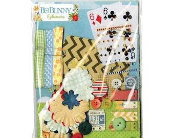 Bo Bunny Beach Therapy Ephemera Pack