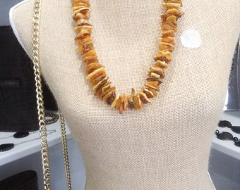 Sale Amber necklace