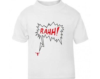 Monster kids t-shirt, halloween shirt, funny children tee, cool boys gift, unisex shirt