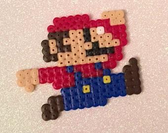 Mario Super Mario Brothers 8 bit Hama