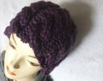 WINTER HAT/Ladies Winter Hat/Knitted Cap