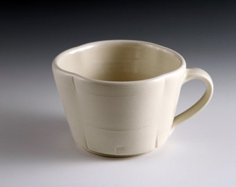 Small handled cup