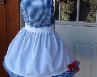 Dorothy bib apron