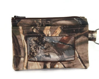 ID Wallet / Keychain Wallet / Realtree Max-4 Camo