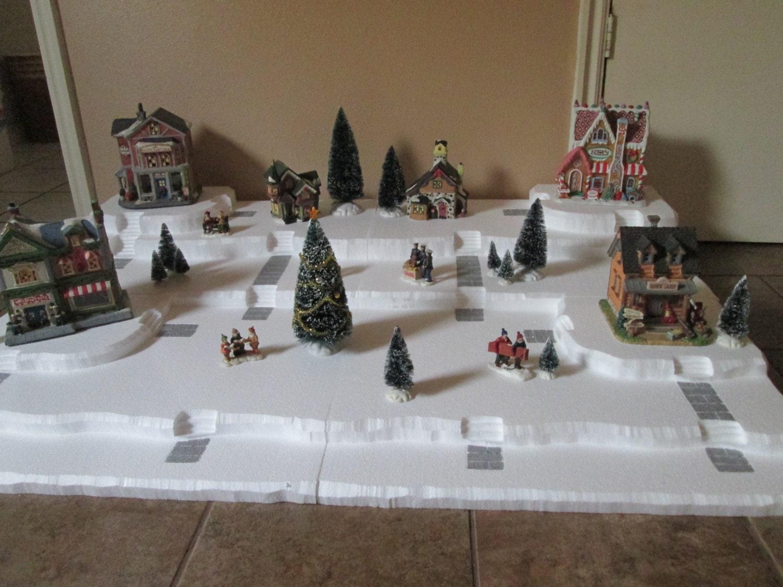 Lemax Halloween Houses