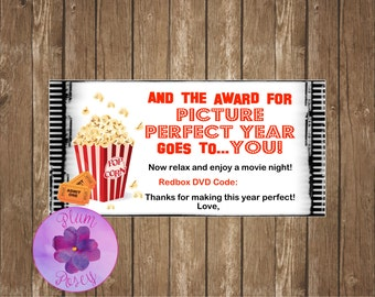 Movie Ticket Redbox Award