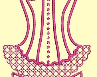 Russia Coat Ofarms Embroidery Design
