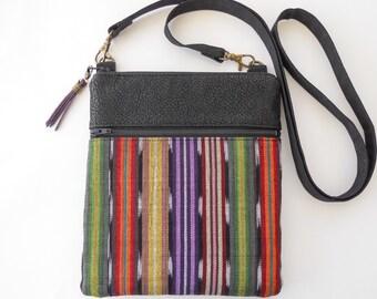 Small Crossbody Boho Chic Style Messenger Bag