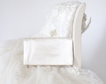 IVORY bridal clutch for Your wedding