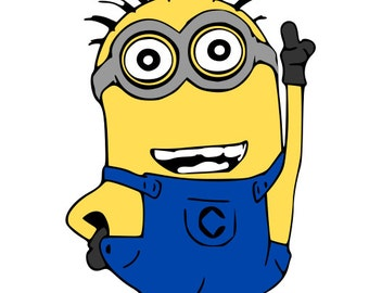 Minion 1 SVG Unofficial