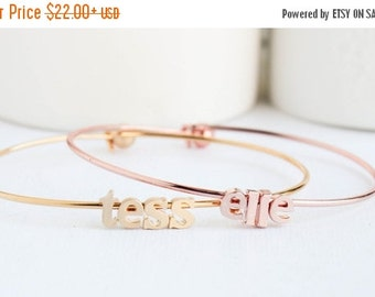 Name bracelet, Name Jewellery, Name bangle, Personalized Gift, Bangles, Rose Gold bangles, Silver Bangles, Gold Bangles, Rose Gold Bracelet