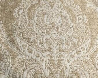 Home Decor Fabric brown jacquard 46 x 55