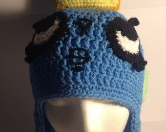 Shopkins Inspired Crochet Hat : Toasty Pop