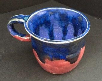 Pottery Mug Ceramic Handmade Wheel Thrown